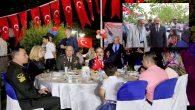 Jandarma Teşkilatının 178. Kuruluş Yıldönümünde Muhteşem İftar