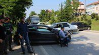 Vatandaş Arifiye-Sapanca yolunu Yüzevler'de kapattı