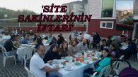 BELİZ PARK EVLERİNDE İFTAR