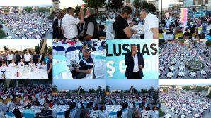 Son İftar Arifiye'de Gerçekleşti Elveda Şehr-i Ramazan