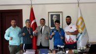 Arifiye'li Şampiyon Boksörler Ödülendirildi