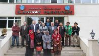 Malezyalı Mevlana Değişim Programı Öğrencilerine Veda