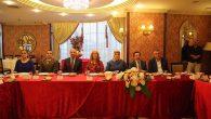 Emekliye Ayrılan İl Jandarma Komutanı Onuruna Veda Yemeği verildi