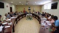 """""""15 Temmuz Şehitlerini Anma, Demokrasi ve Milli Birlik Günü Etkinlikleri"""" Toplantısı Gerçekleştirildi"""