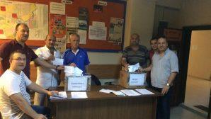 Ak Parti Arifiye'de Delege seçimleri yapıldı