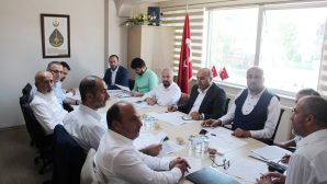 TÜMSİAD Marmara Bölge Toplantısı Sakarya da gerçekleşti.