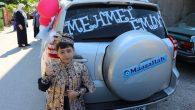 SEVMEKDER Başkanı Murat Uçar'ın oğlu erkekliğe adım attı