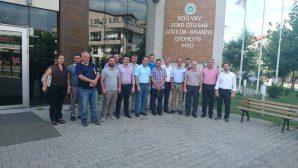 Arifiye MYO'nun Üniversite-Sanayi işbirliği çalışma ziyaretleri