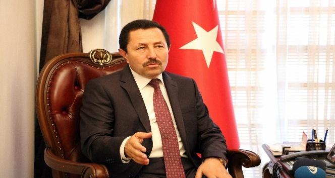 Vali İrfan Balkanlıoğlu hakkında çıkan haberlerle ilgili konuştu