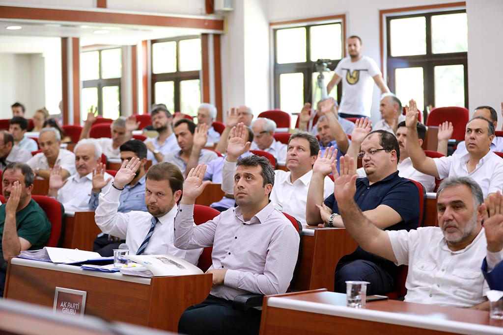 Büyükşehir Belediyesi Temmuz Ayı Olağan Meclis Toplantısı