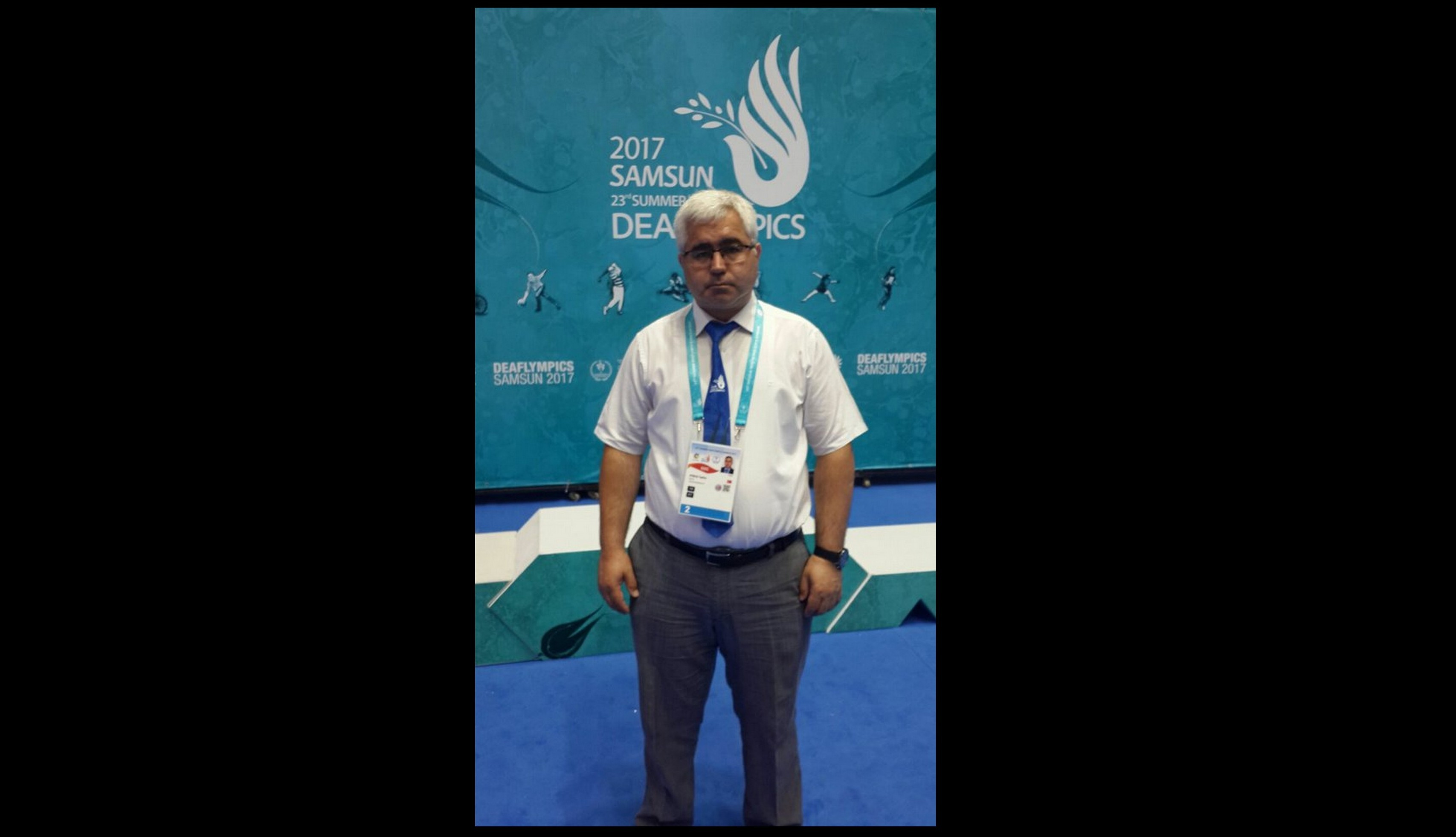 Arifiye'den Kobaş Hoca,Olimpiyatlarda