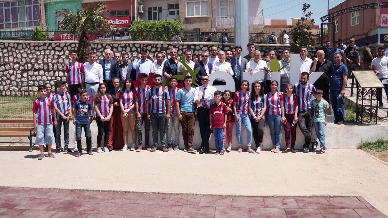 Şehid Kaymakam Safitürk'ün Hayali Trabzonspor'a Vasiyet Oldu