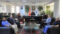 Makedonya'dan SAÜ'ye Ziyaret