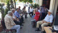 İlçemizde Şehit Ailelerimize ve Gazilerimize ziyarete devam ediliyor