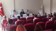 Temmuz Ayı Muhtarlar, Güvenlik ve Vatandaşlarla Buluşma Toplantısı Yapıldı