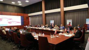 Rektör Elmas, Deprem Danışma Kurulu Toplantısı'na Katıldı