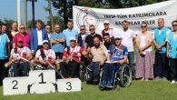 Atıcılık Paralimpik Trap Türkiye Şampiyonası , Arifiye Atış Poligonunda yapıldı