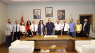 Toçoğlu,Kültür ve Turizm Bakanlığı'ndan uzmanları ağırladı