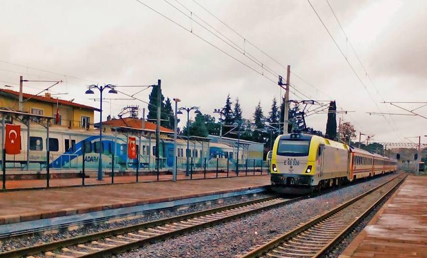 ADA Treni, Mithatpaşa Garı ile Pendik arasında seferlerine başlıyor.