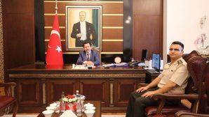 Yeni İl Jandarma Komutanı Albay Cengiz Yiğit göreve başladı