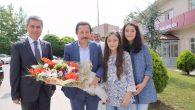 Vali Balkanlıoğlu ilçemizi ziyaret etti