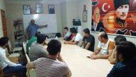 MHP Arifiye İlçede Lozan Anlaşması konuşuldu
