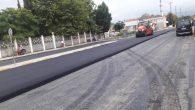 Arifiye'de asfaltlama çalışmaları başladı