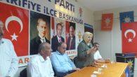 Ak Parti Arifiye'de kongre heyecanı