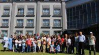 Best Western Premier Otel Sevgi Evlerinde ki çocukları misafir etti
