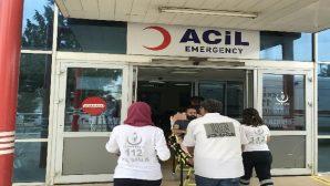 Büyükşehir Terminalinde Silahla yaralama