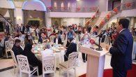 Şehit Aileleri ve Gazilerimiz Onuruna Zafer Bayramı Resepsiyonu