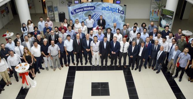 Teknokent'te Başarılı Firmalara Ödül