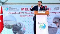 Bakan Eroğlu, Melen Barajı'nı inceledi