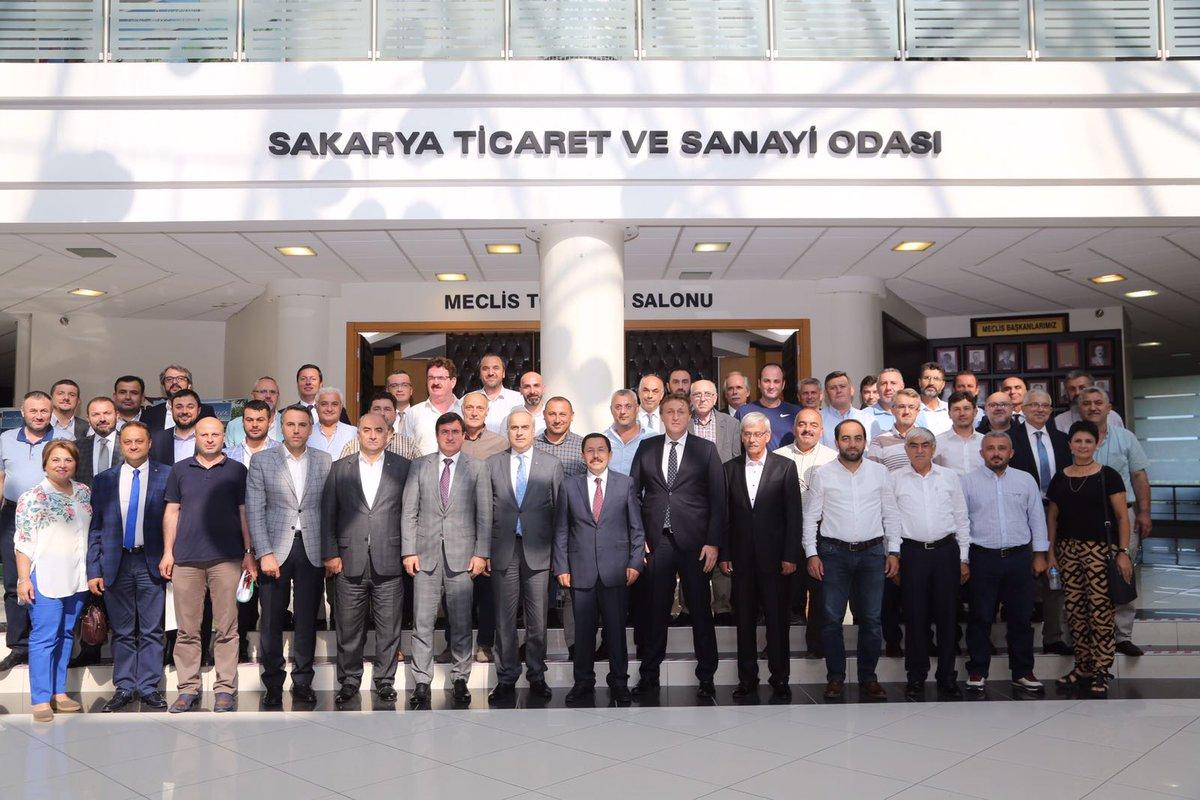 SATSO MECLİSİ VALİ İRFAN BALKANLIOĞLU'NU AĞIRLADI