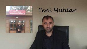 Fatih Mahalle Muhtarlığına Rahmi AYDIN atandı