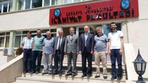 Katar'dan Sakarya Üniversitesine Ziyaret