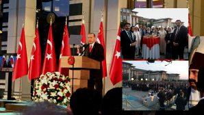 30 Ağustos Resepsiyonun da Külliye'de KUR'AN-I KERİM okundu