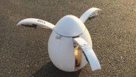 SAÜ'nün Uçan Yumurtası Uluslararası yarışmaya katıldı