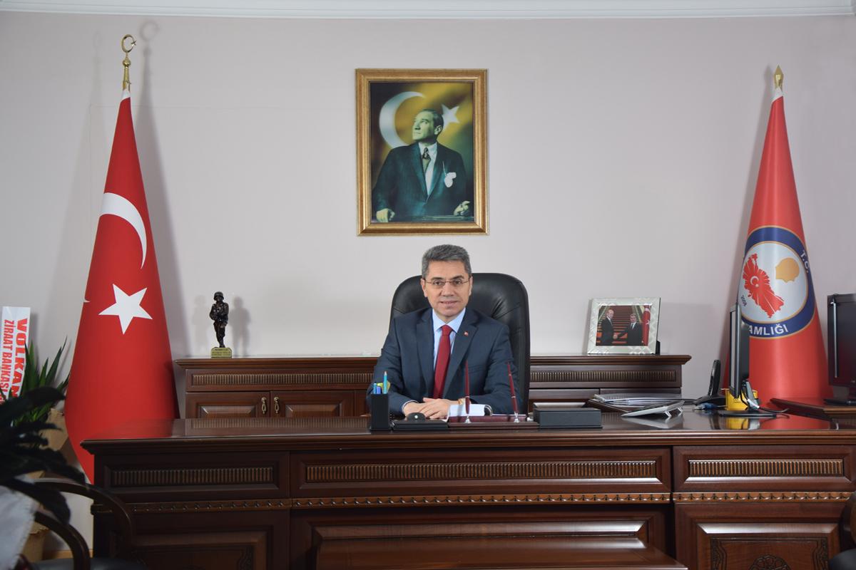 Kaymakamımız Adem Yazıcı'nın 30 Ağustos kutlama mesajı