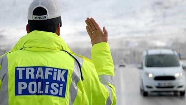 İlimiz de Temmuz ayında 59 bin 948 araç kontrol edildi