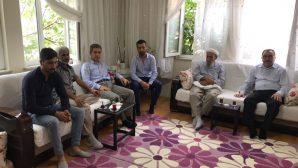 Şehit Jandarma Uzman Çavuş Yakup Yılmaz'ın Ailesine Ziyaret