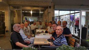 Arifiye Mezunları Bursa'da bayramlaştı