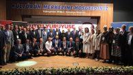 Bakan Ahmet Arslan AK Parti olağan kongresine katıldı