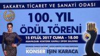 SATSO 100.YIL KUTLAMALARINA HAZIR