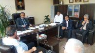 MEB Daire Başkanı Canbal'dan Mesleki Eğitime Ziyaret