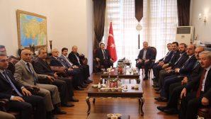 Bakan Ahmet Arslan Sakarya'da