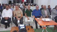 Erzurum Ovacıklılar Derneği Kongre yaptı