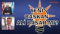İBRE ALİ BAŞAR'I GÖSTERİYOR