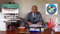 AHMET KAYMAKÇI'DAN ARİFİYE HABER'E KUTLAMA MESAJI