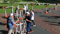 Yaşlı Destek ve Koordiansyon Merkezi'nde sportif faaliyetler başladı